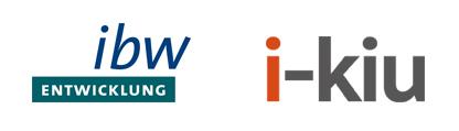 Auswahlhilfe Online-Azubitest Logo ibw i-kiu